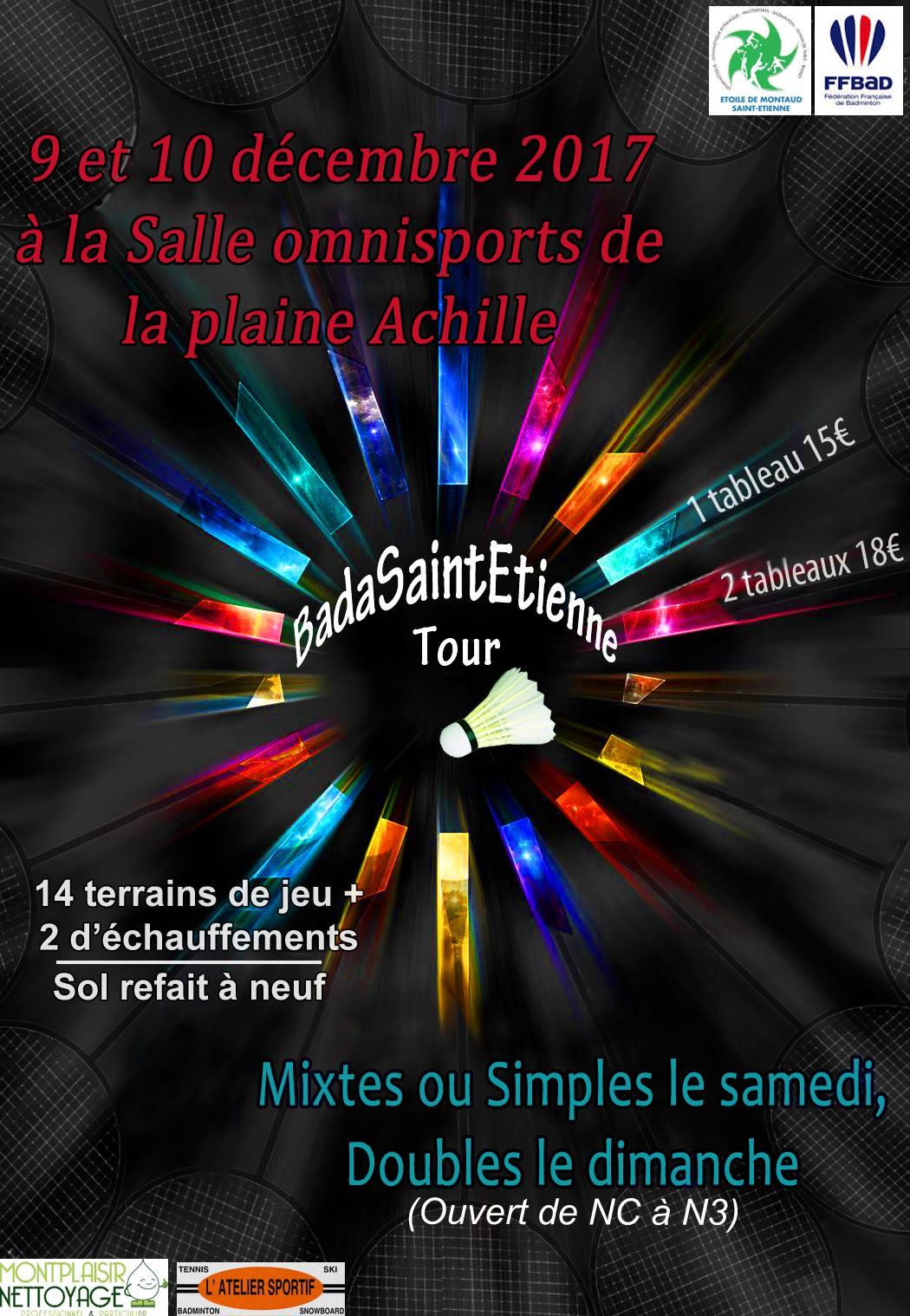 Tournoi St Etienne