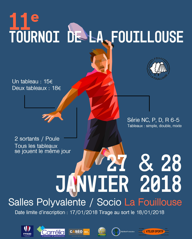 Tournoi La Fouillouse