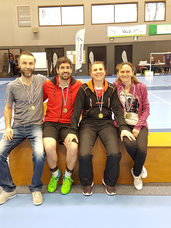 Des champions régionaux dans la Loire