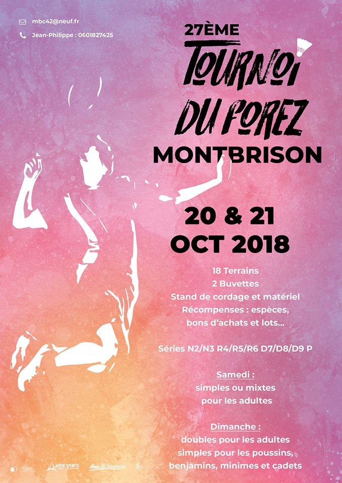Tournoi de Montbrison