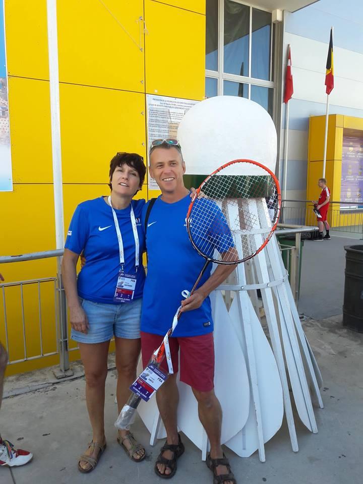 La Loire aux championnats d'Europe