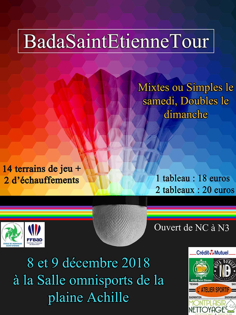 Tournoi de Saint-Etienne