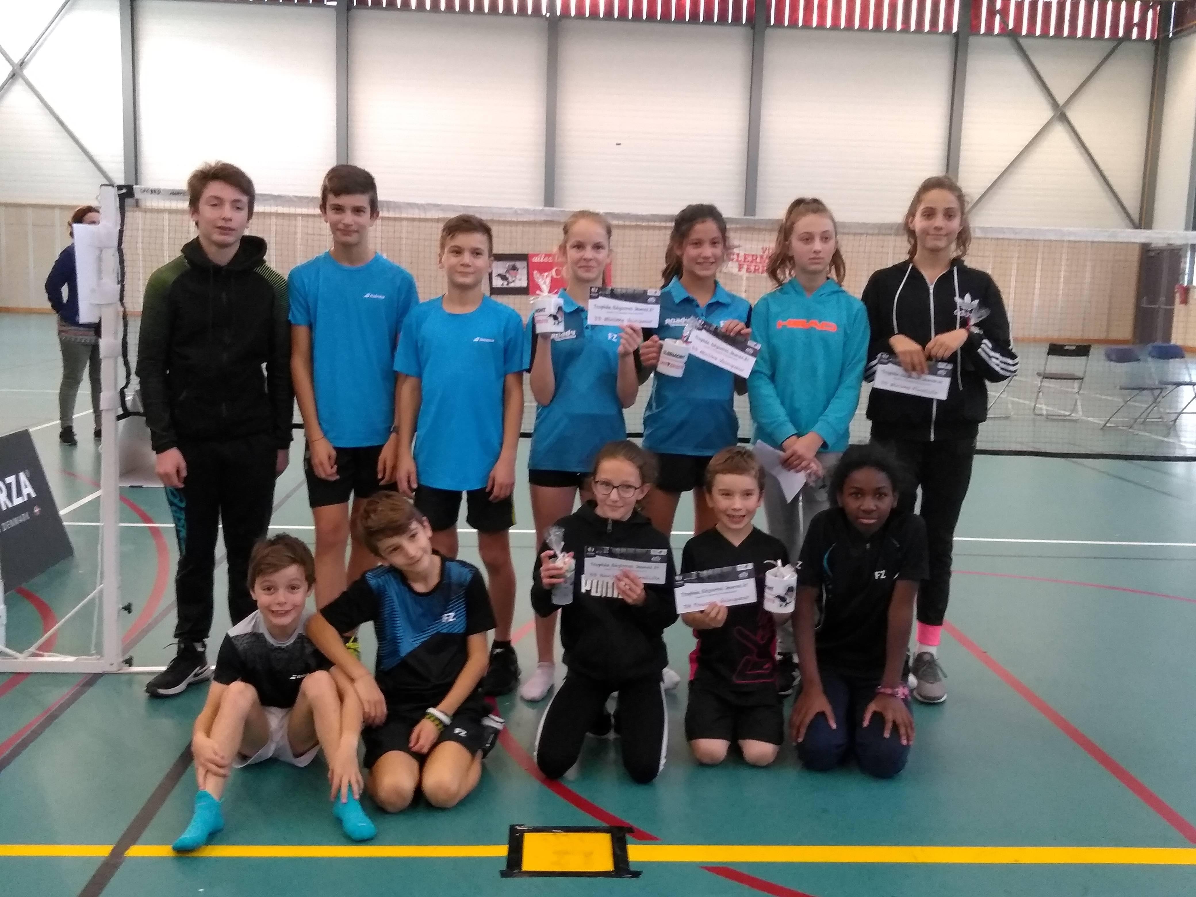 Trophée Régional Jeunes de Clermont-Ferrand