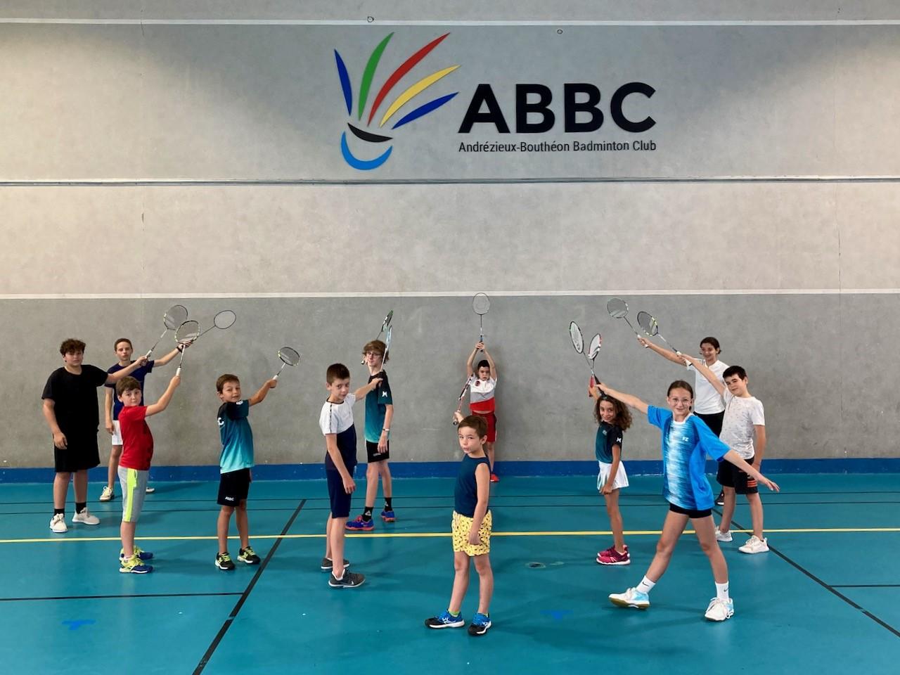 Stage jeunes à Andrézieux-Bouthéon